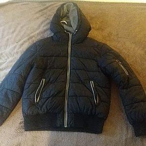 H&M Bomber Jacket Medium Men's LOGG Winter